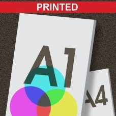 A1 Printed Foamboard