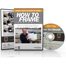 How to Frame Series Framing Canvas