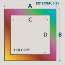 Colour Matboard Cut to Size