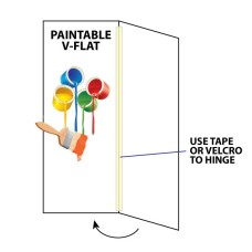 V-Flat Paintable