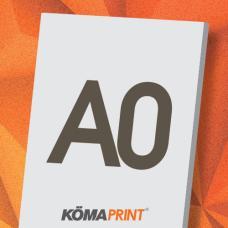 A0 Foam PVC