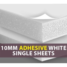 10MM Adhesive Foamboard Single Sheets