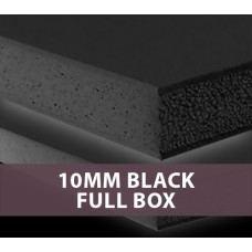 10MM Black Foam Board Full Box