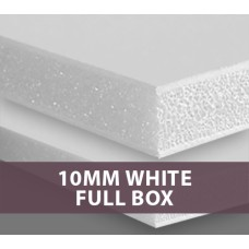 10MM White Foamboard Full Box