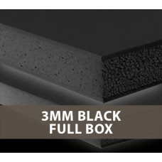 3MM Black Foamboard FULL BOX