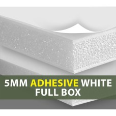 5MM Adhesive Foamboard Full Box