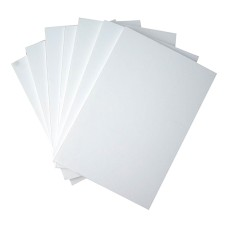 White Mat Board Full Sheets