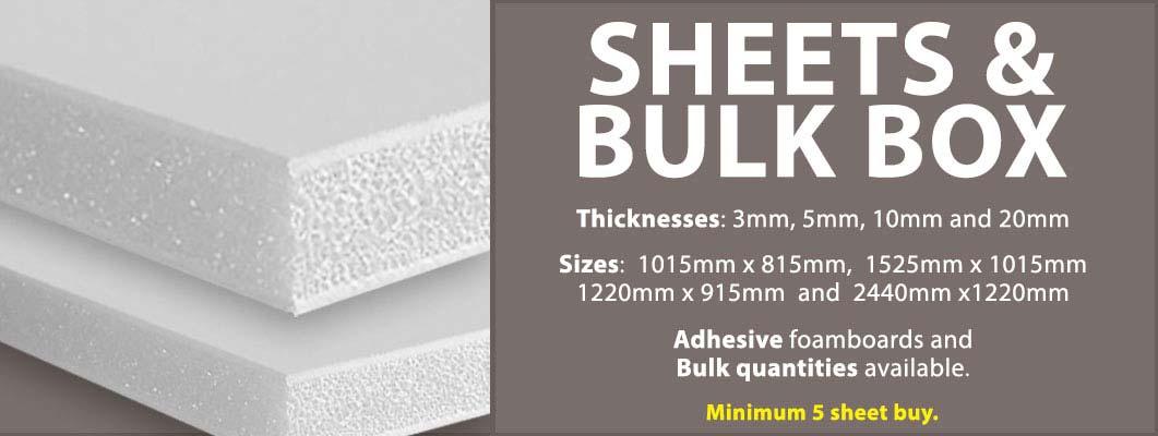 Foamboards Australia Buy Foam Board Sheets And Cut To Size