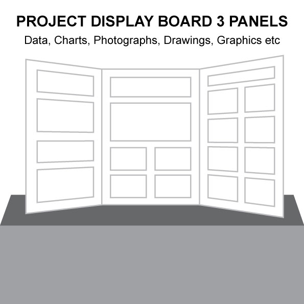 table-top-project-display-board